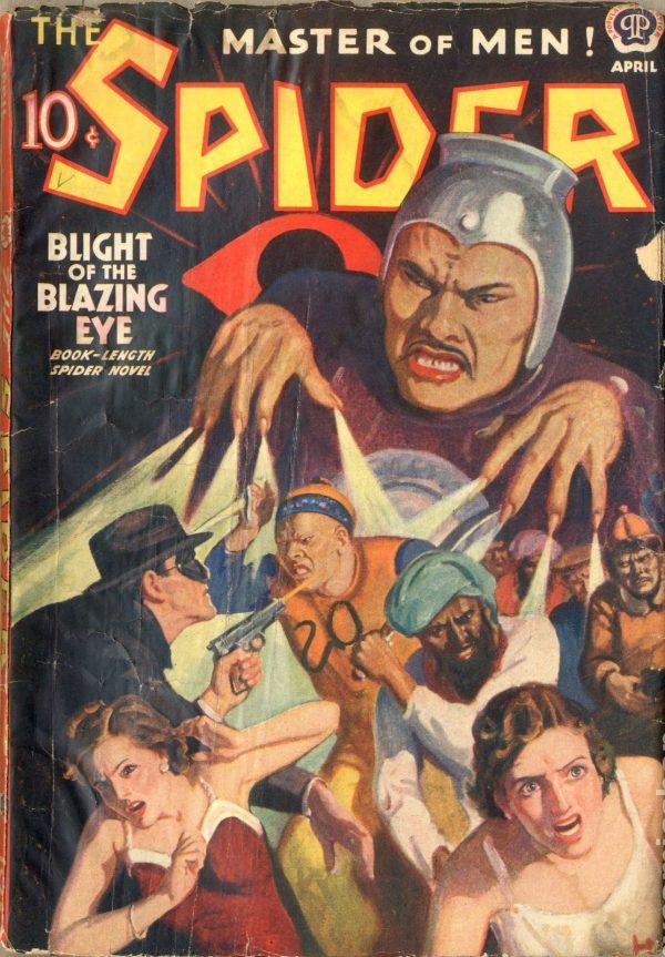 Spider April 1939