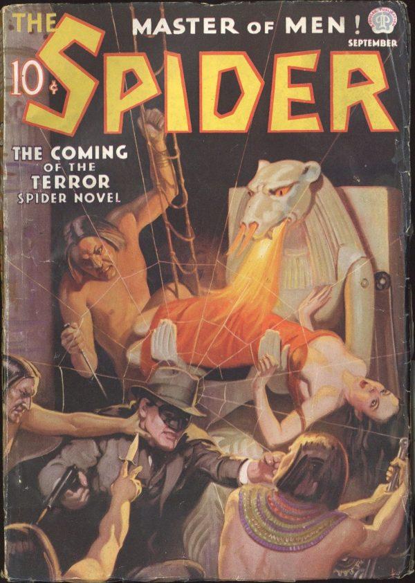Spider September 1936