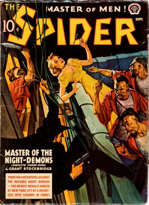 Spider - September 1940
