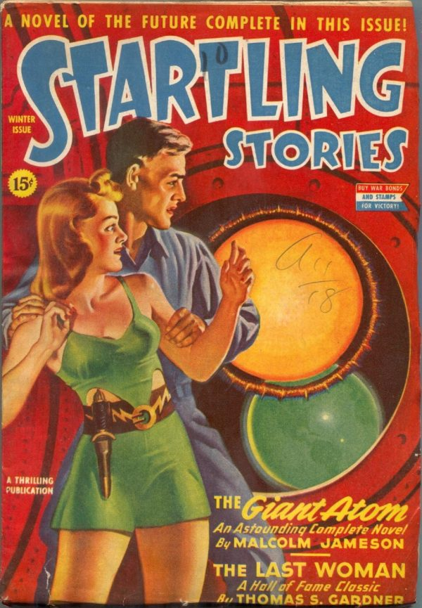 Startling Stories Winter 1944