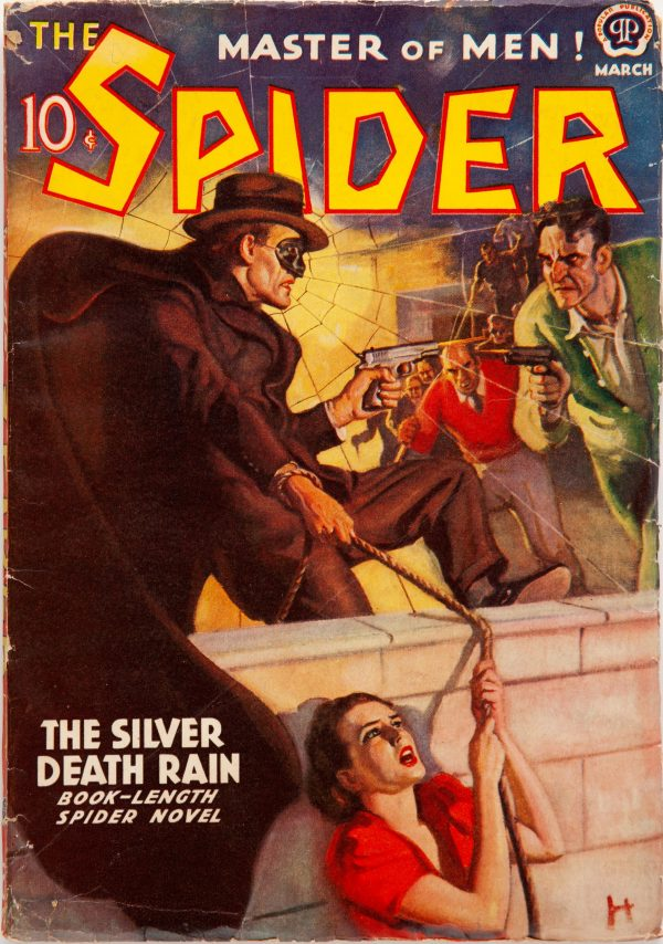 The Spider Magazine - March 1939