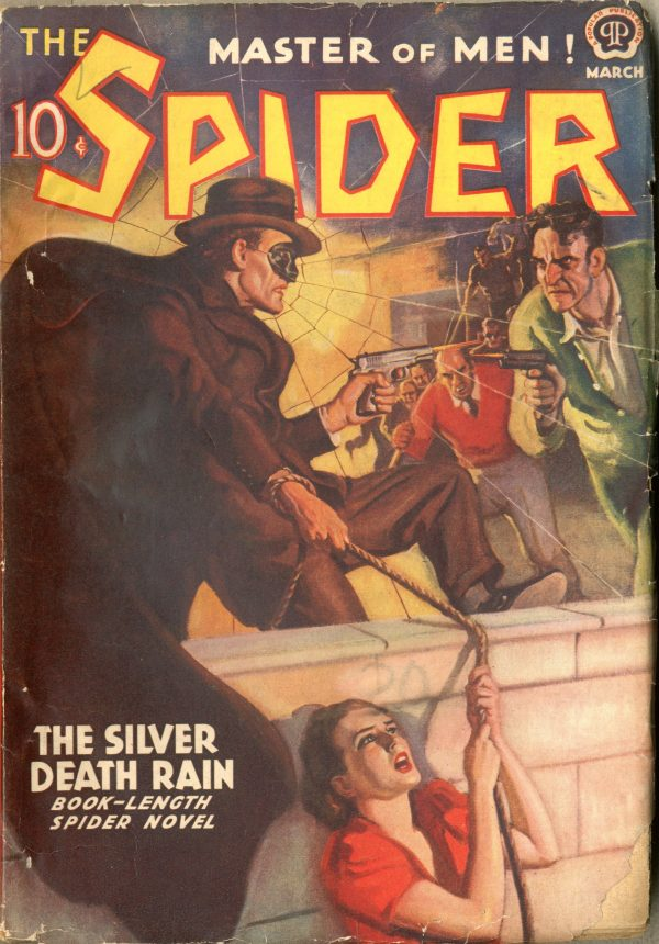 The Spider March 1939