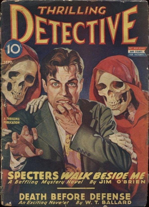 Thrilling Detective 1944 September