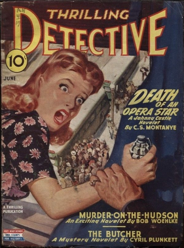 Thrilling Detective 1945 June