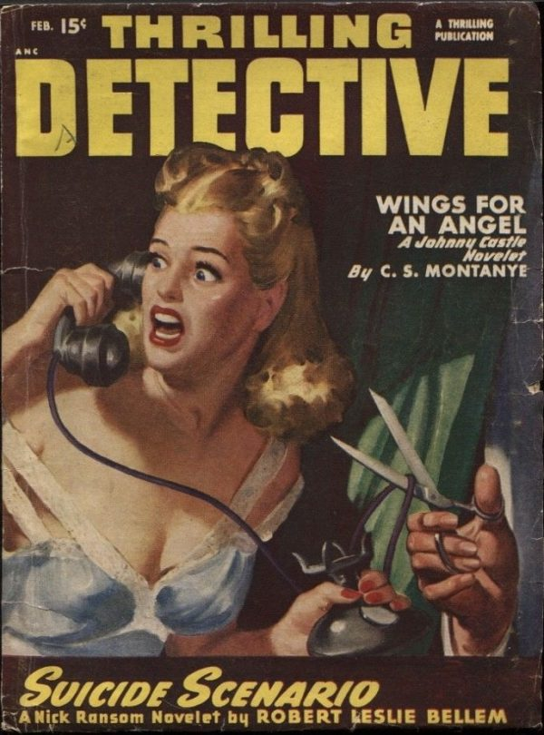 Thrilling Detective 1948 February