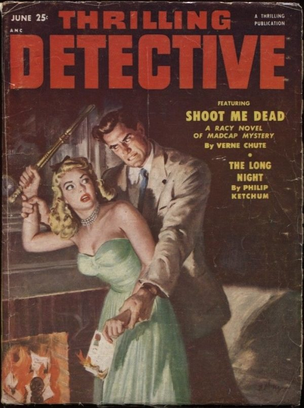 Thrilling Detective 1952 June