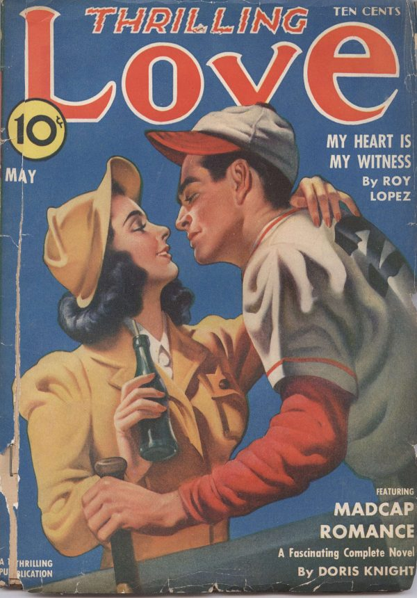 Thrilling Love (May 1941)