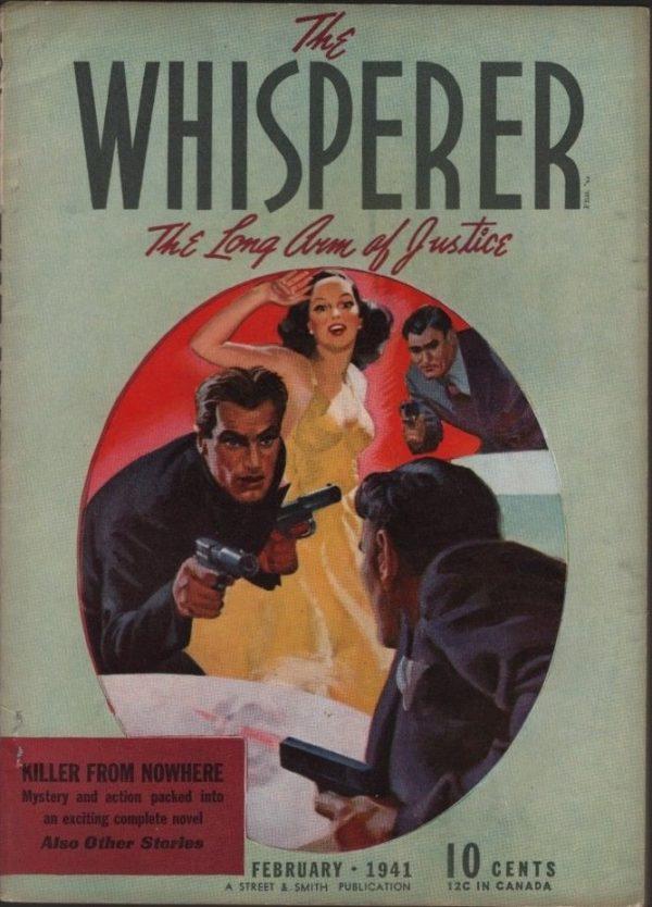 Whisperer, The. 1941 February