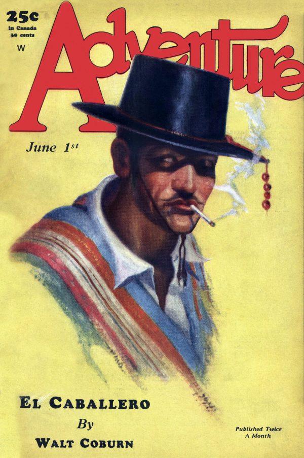 Adventure June 1, 1928