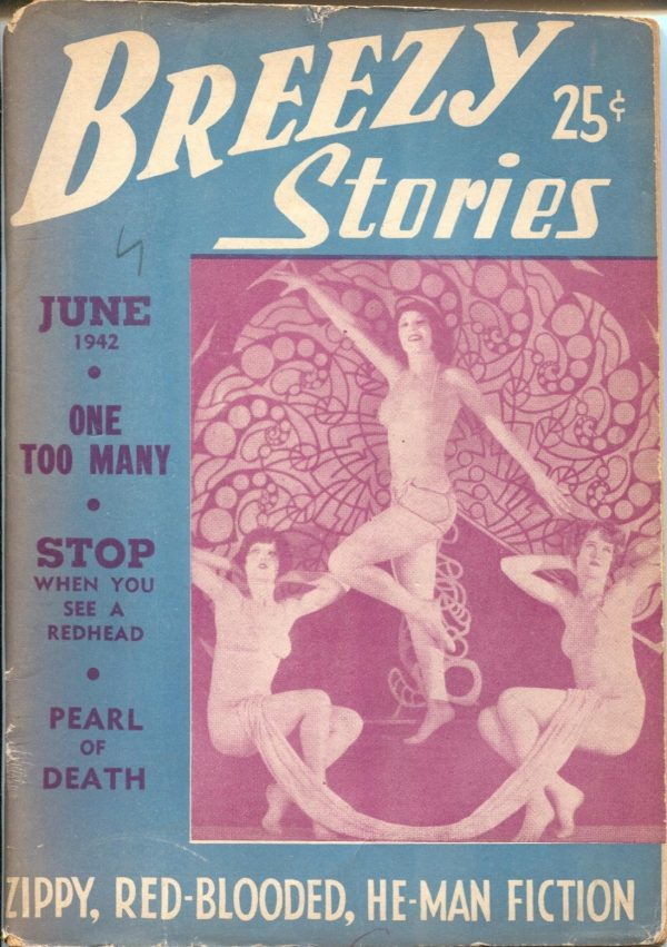 Breezy Stories June 1942