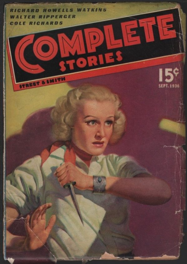 Complete Stories 1936 September