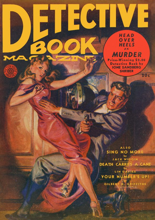 Detective Book Magazine Winter 1940