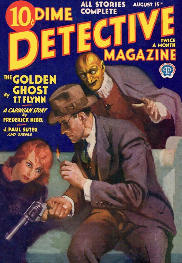 Dime Detective August 15, 1933