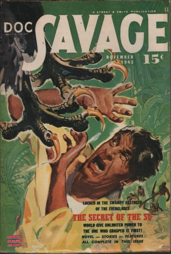 Doc Savage 1943 November