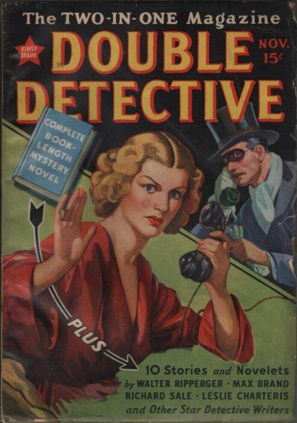 Double Detective 1937 November