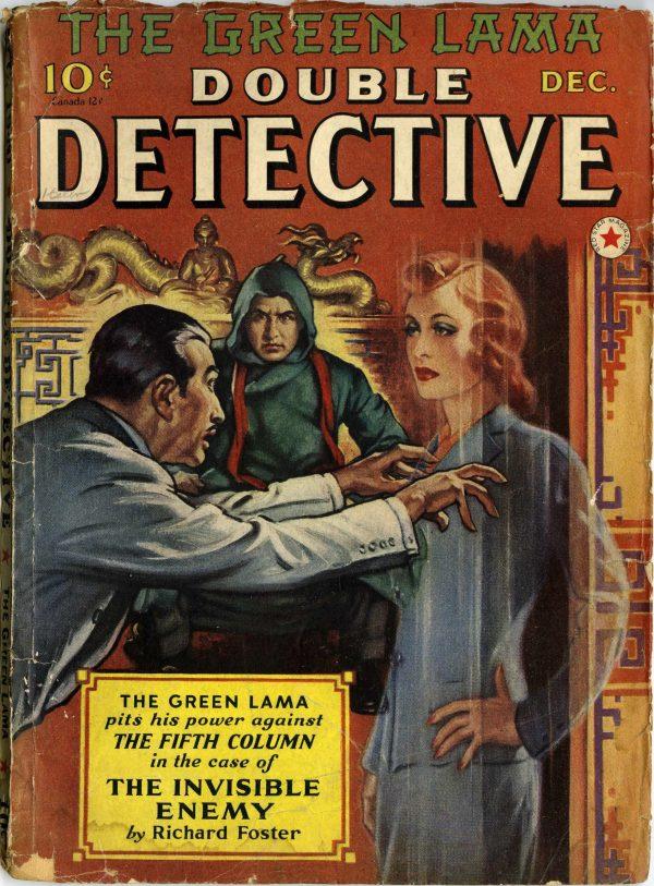Double Detective December 1940