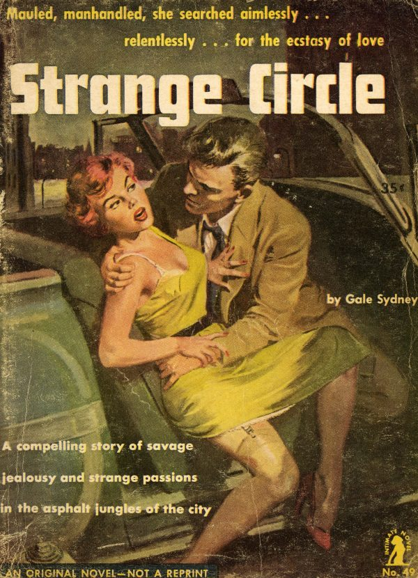 Intimate Novels 49, 1953