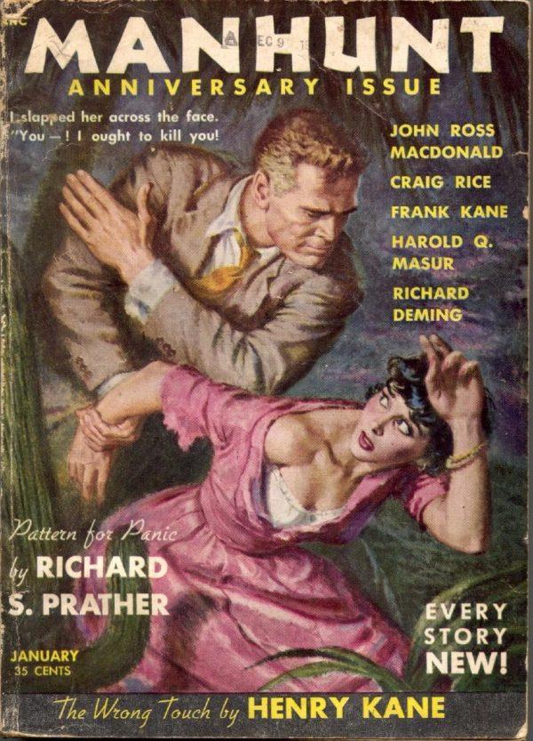 Manhunt January 1954