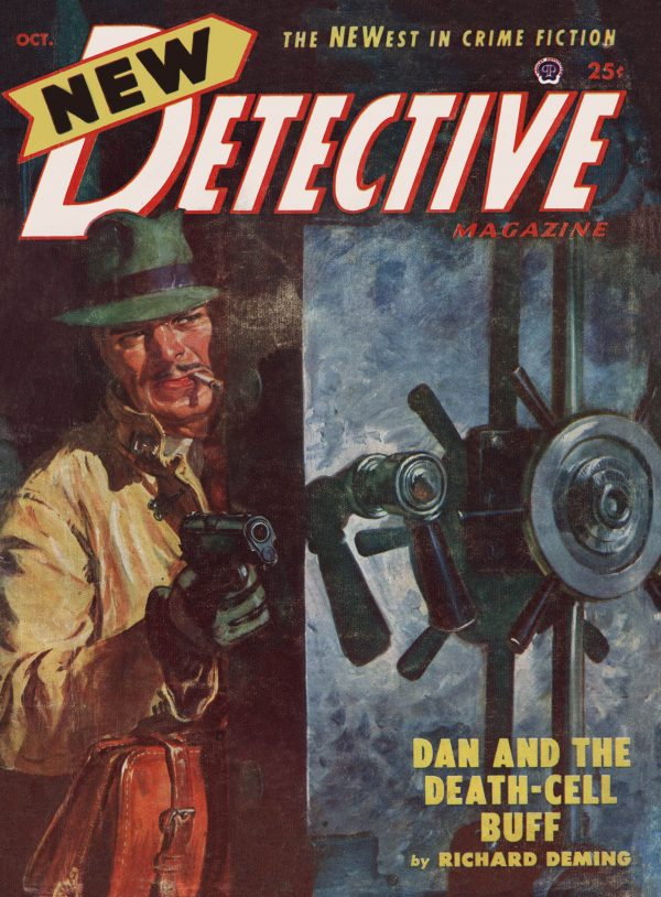 New Detective October 1952