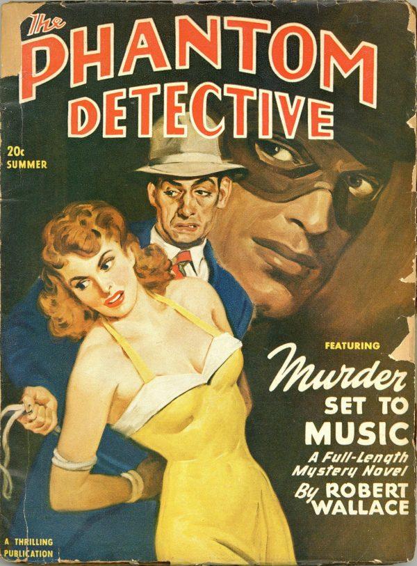 Phantom Detective July 1949