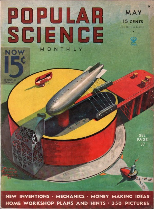 Popular Science May 1935