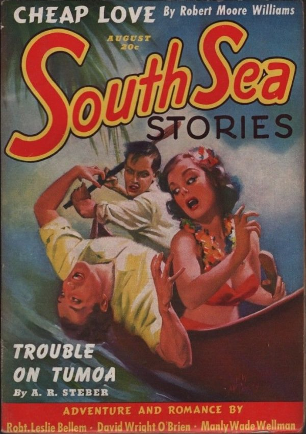 South Sea Stories 1940 August