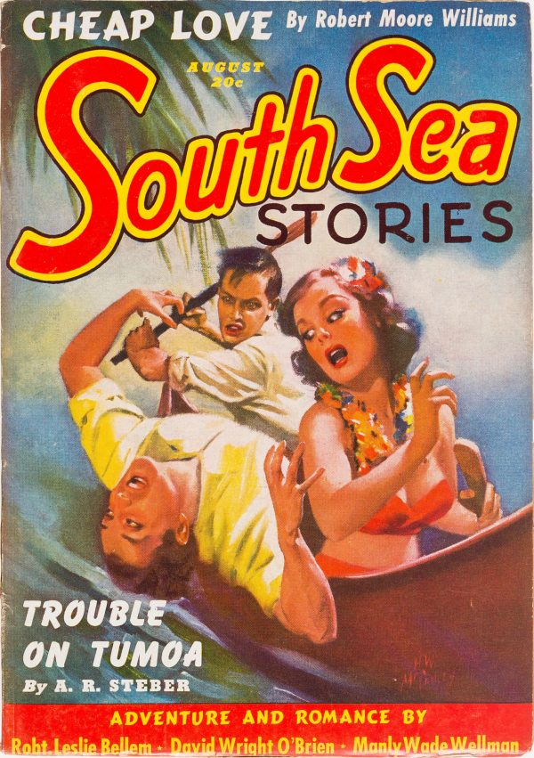 South Sea Stories - August 1940