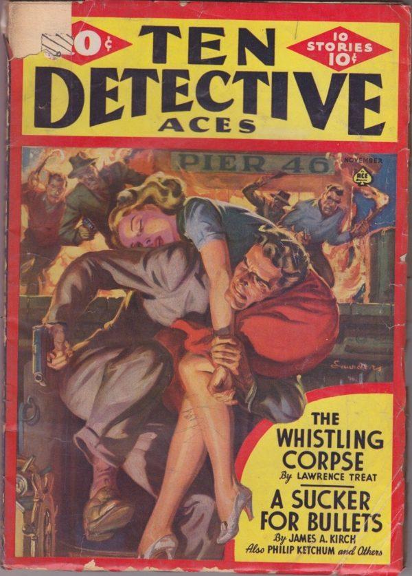 Ten Detective Aces November 1940