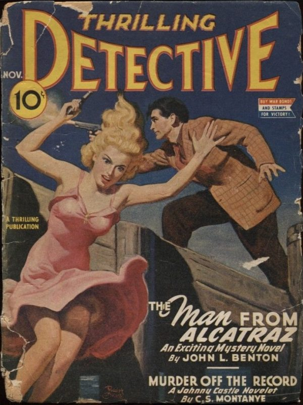 Thrilling Detective 1945 November