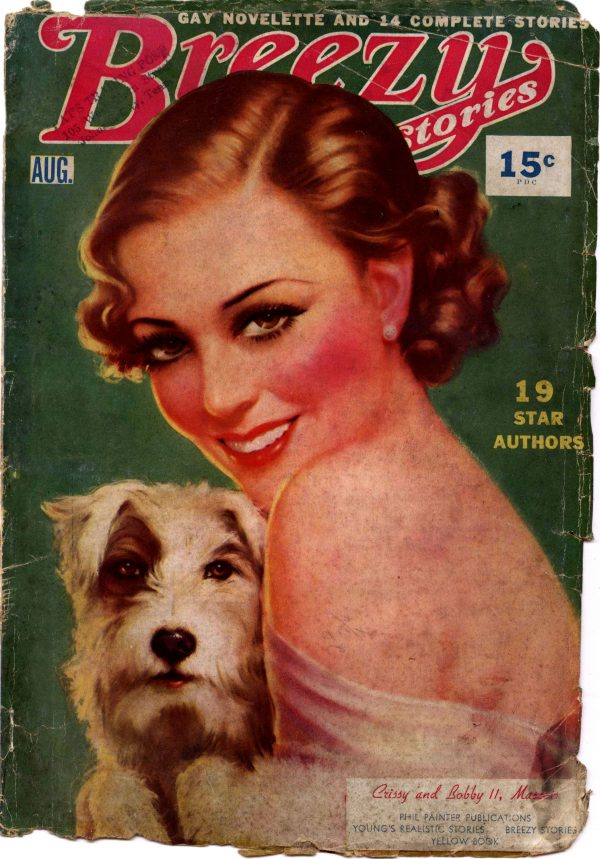 Breezy Stories August 1941