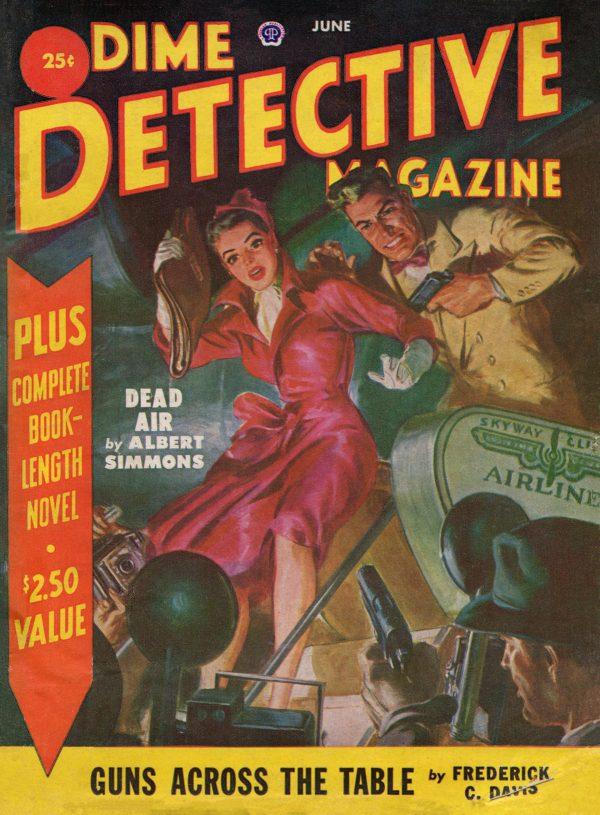 Dime Detective June 1951