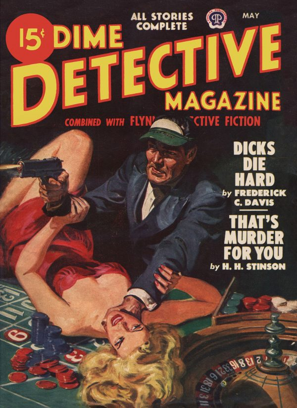Dime Detective May 1948