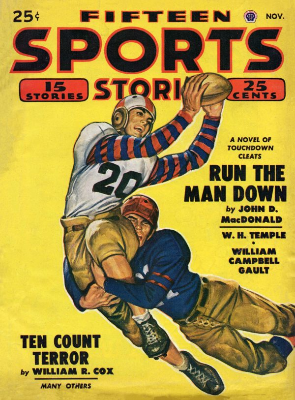 Fifteen Sports Stories November 1949