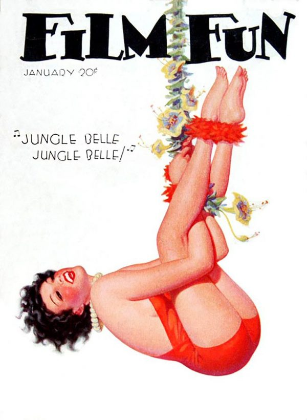 Film Fun, January 1933