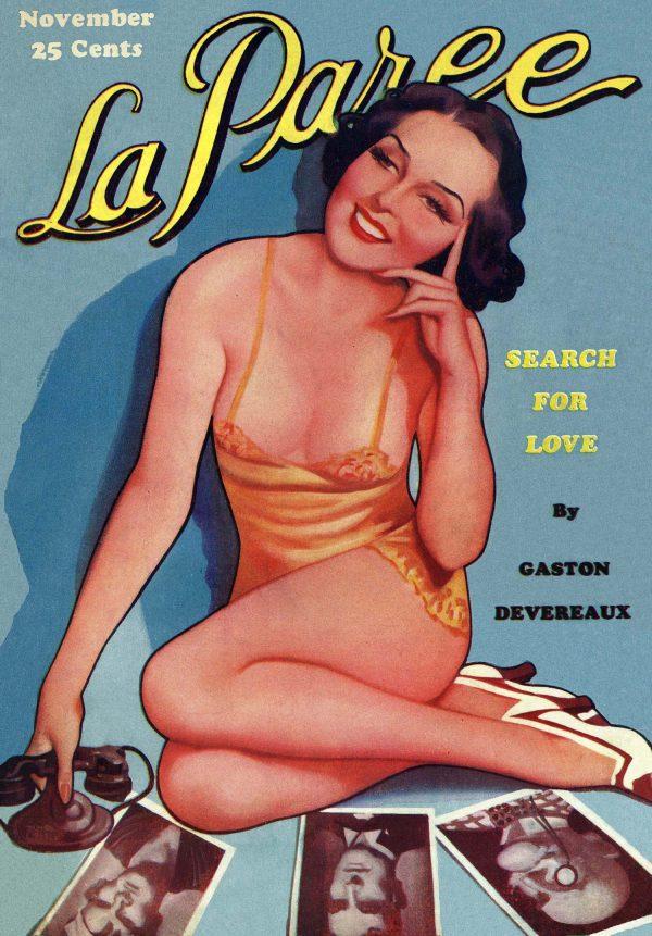 La Paree November 1935