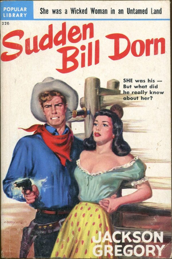 Popular Library #226, 1950