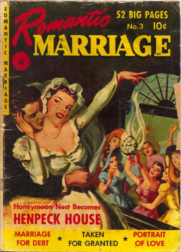 Romantic Marriage #3 1950