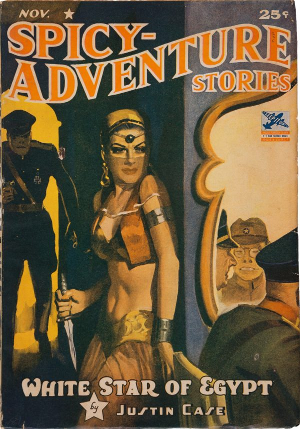 Spicy Adventure Stories - November 1942