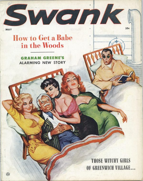 Swank Magazine May 1957