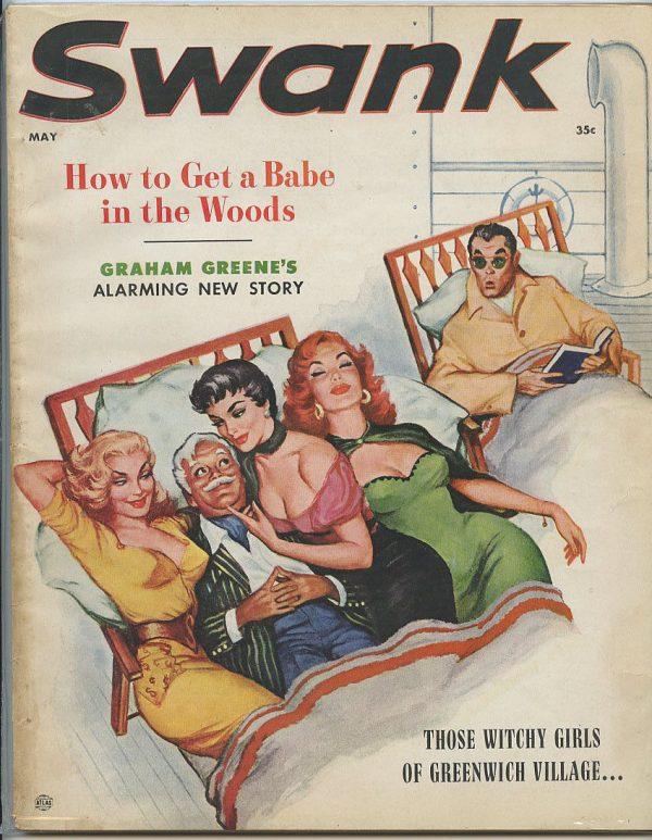 Swank May 1957