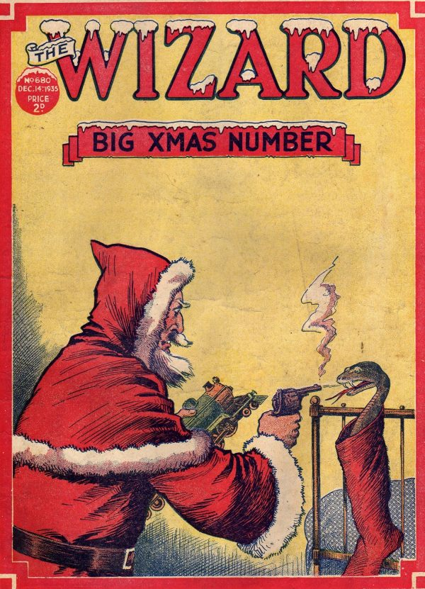 The Wizard No.680 (Dec. 14, 1935)