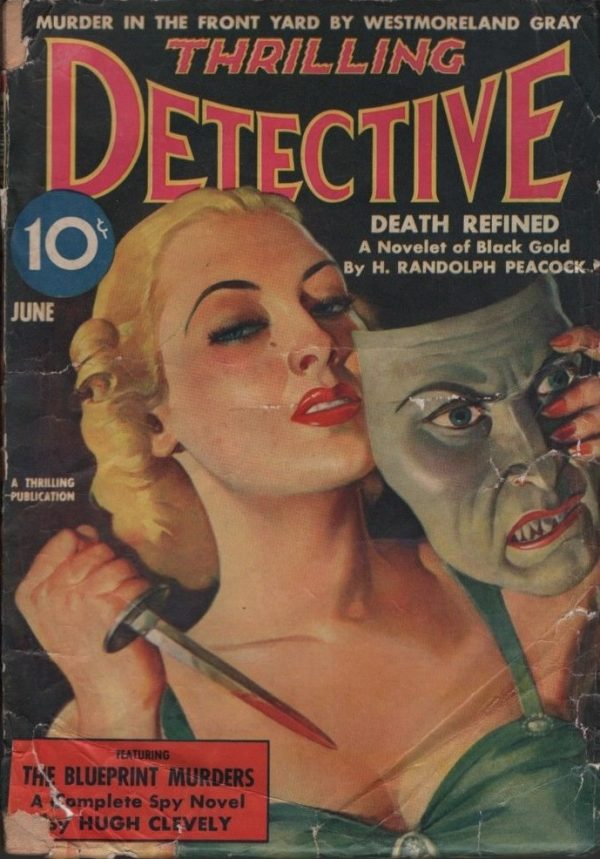 Thrilling Detective 1938 June