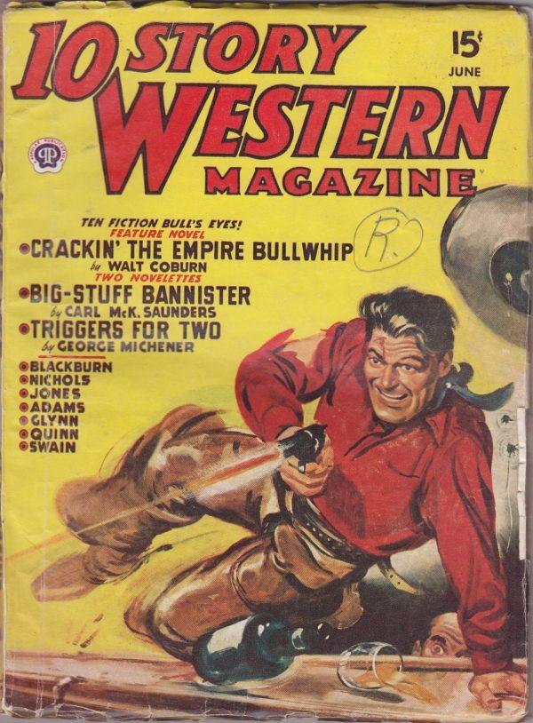 10 Story Western June 1948