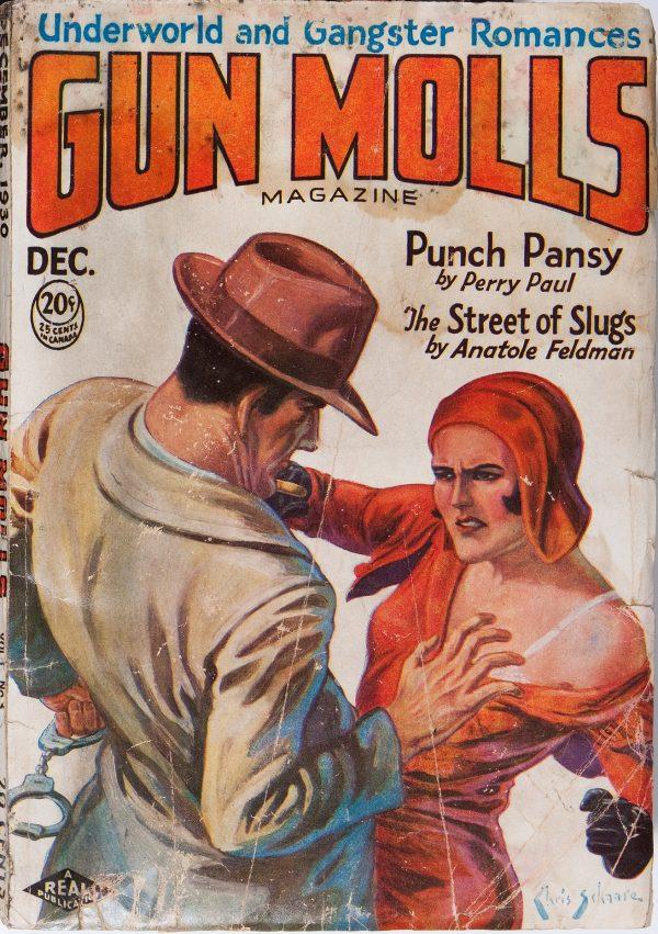 December 1930 Gun Molls