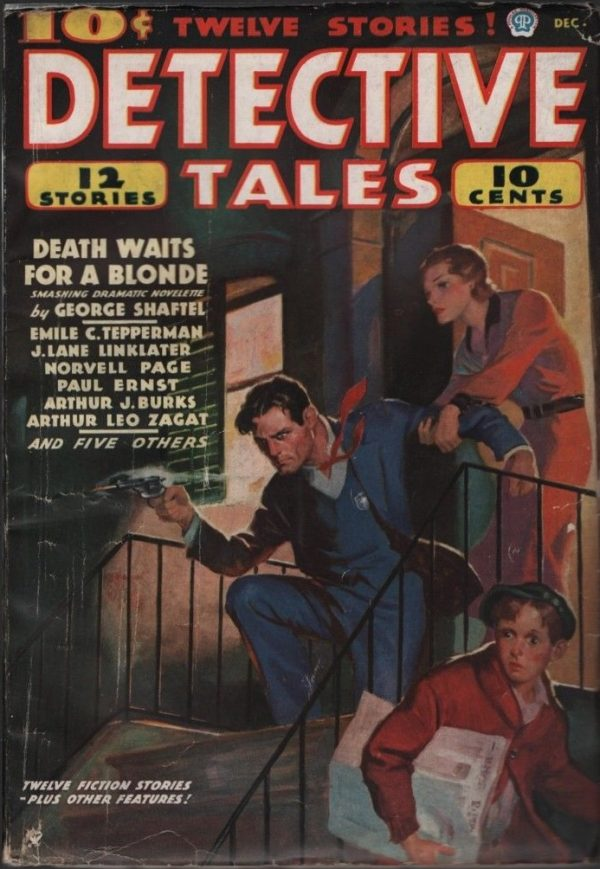 Detective Tales 1935 December