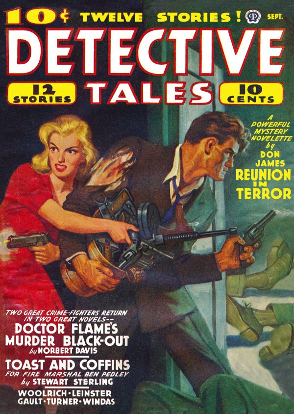 Detective Tales 1942 September