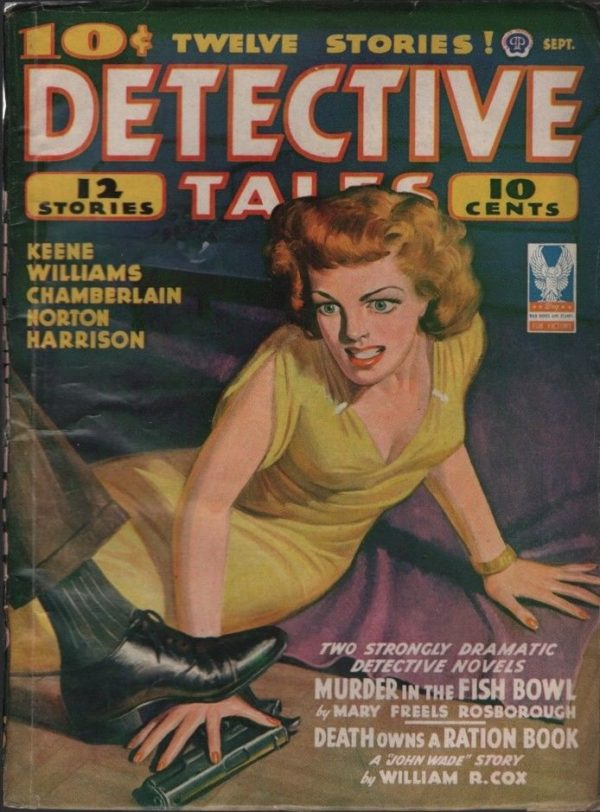 Detective Tales 1943 September