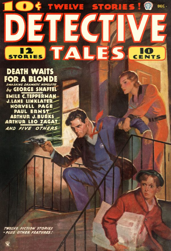 Detective Tales December 1935