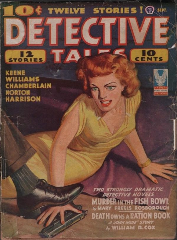 Detective Tales September 1943