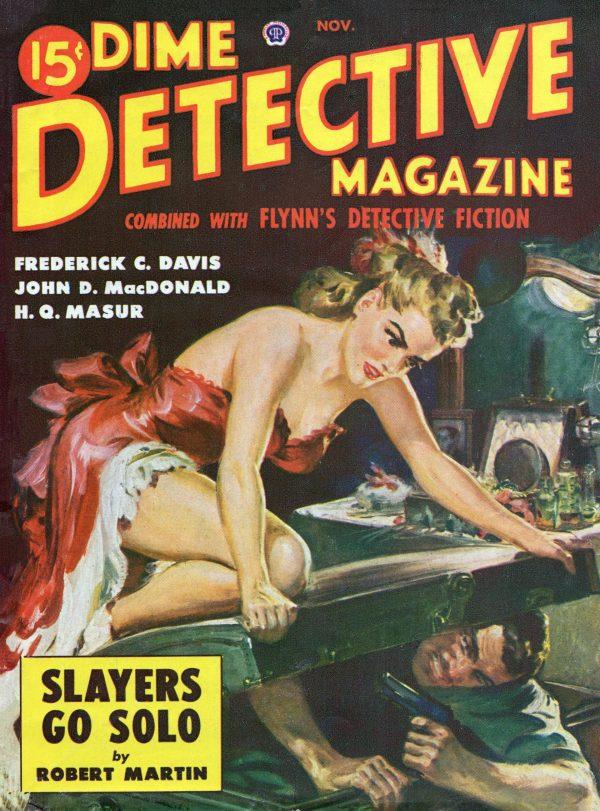 Dime Detective November 1949